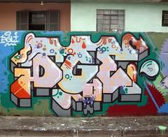 Dgee. (DGH*GLIS) Tags: brazil art brasil graffiti letters style ugly rua paulo piece dgo sao dg lineas grafite agli dgor