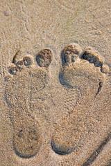 footmarks ([s e l v i n]) Tags: india feet beach sand bombay mumbai footmarks versova versovabeach ©selvin footmarksonbeach footmarksonsand