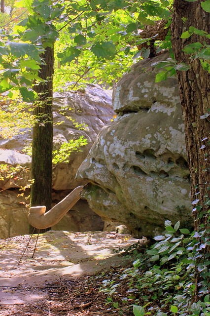 Rock City: The Stone Witch