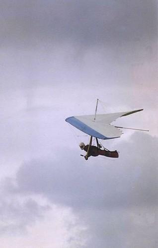 طائرة شراعية دلتا