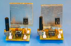 Unipolar Lens Driver Boards