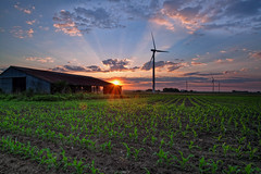 Farmer Morning (12thSonOfLama) Tags: minnesota rochester
