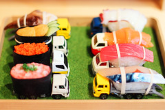 Sushi...truck (Fear_Through_The_Eyes) Tags: