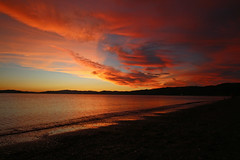 Awesome skies over Petone (Flimin) Tags: sunset sky beach canon wellington petone gamewinner skycsape 650d eos650d beginnerdigitalphotographychallengewinner thechallengefactory gamex2winner mygearandme mygearandmepremium mygearandmebronze mygearandmesilver mygearandmegold mygearandmeplatinum photographyforrecreation rebelt4i