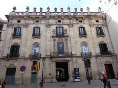 Palau de la Virreina (sftrajan) Tags: architecture townhouse palace lasramblas baroque  architettura aristocrat ciutatvella  palaudelavirreina