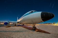 Convair 990 (David A Evans) Tags: nasa mojave convair990