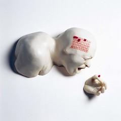 diecinuevemil-seiscientos (lidorico) Tags: sculpture inspiration men art person artist arte puzzle escultura diseño