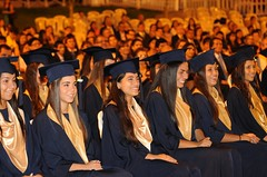 Diciembre, 14: Graduación V Secundaria