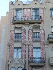 Casa del Punt de Gantxo (pov_steve) Tags: valencia architecture modern spain modernism artnouveau 1906 modernarchitecture modernista jugenstil artnouveauarchitecture manuelperisferrando casadelpuntdegantxo