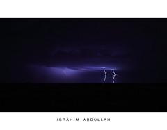 ( ibrahim) Tags: sky nature rain night clouds canon stars landscape photography desert tokina lightning ibrahim abdullah hilux       50d     canon50d  alyahya  tokina1116mm        altmimi
