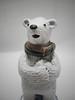 Polar bear (danahaneunjeong) Tags: bear ceramic polarbear be polar icebear 도자기 북 곰 북극 북극곰 도자인형