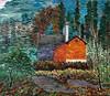 油画作品 Oil painting (kuula2000) Tags: color art beautiful bravo explore landscapepainting oilpaining