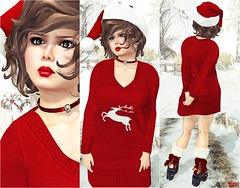 Fumble 426 (Whisper Despres) Tags: christmas gg free poe romi belleza kue freebie freebies cc4 analogdog groupgift peaceonearthhunt candycanehunt artistrybye whisperdespres molichino fashionfumbles shadowsbodyworks