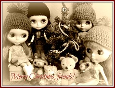 We Wish You a Merry Christmas...