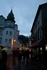 Monschau, Germany (grisha7) Tags: christmas winter architecture germany market christmasmarket monschau
