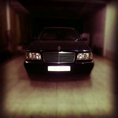 Mercedes-Benz w140 S600,,, <(@ ̄︶ ̄@)> (Shog_alhejaz002) Tags: mercedes benz v12 s600 w140 سيارات شبح مرسيدس flickrandroidapp:filter=none