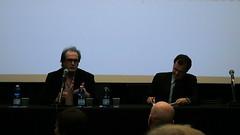 Franz Cerami talks at the Brazilian Embassy (franzcerami) Tags: brazil brasil brasile italians americaamerica franzcerami comunidadeitaliana fabioporta