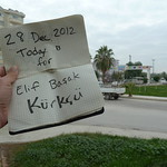"Today is for Elif Basak Kurkcu <a style=""margin-left:10px; font-size:0.8em;"" href=""http://www.flickr.com/photos/59134591@N00/8318212350/"" target=""_blank"">@flickr</a>"