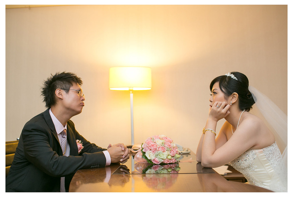 宇凱 & 德柔 宴客紀錄//台南長榮桂冠酒店