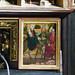 Michael Pacher, Sankt Wolfgang Altarpiece, Flight into Egypt (Predella Panel)