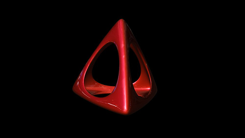 """tetrahedron soft • <a style=""""font-size:0.8em;"""" href=""""http://www.flickr.com/photos/30735181@N00/8326414982/"""" target=""""_blank"""">View on Flickr</a>"""