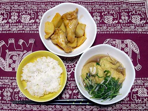 2012年12月30日の晩ご飯