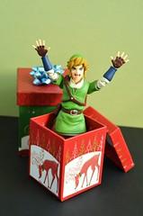 Link in a Box! (vanie~) Tags: link legendofzelda skywardsword figmalink