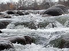 Rapids (Jeanne W Pics) Tags: lake nature water minnesota midwest rocks waves kodak earth rapids jeannew kodaheasyshare