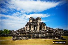 Angkor Wat, Cambodia 吴哥窟-柬埔寨