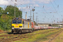 Kipling arriving in Burgas (BackOnTrack Studios) Tags: train db burgas 92 freight kipling schenker 034 class92 92034