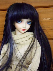 Anita: New Look (Okura18) Tags: bjd msd shoyo dollzone