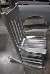"Metal Flake Rocking Chair • <a style=""font-size:0.8em;"" href=""http://www.flickr.com/photos/85572005@N00/8346810430/"" target=""_blank"">View on Flickr</a>"