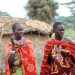 Two Massai Ladys / Sehnsucht  nach Sonne/  Explore 5.01.´13