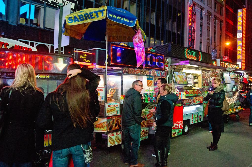 Best Food Carts In Midtown Manhattan