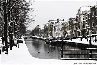 Zuidwal / Wintertime / The Hague 2013