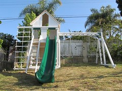 IMG_1070 (Swing Set Solutions) Tags: set play swings vinyl slide structure swing solutions playset polyvinyl