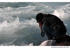 kruiend ijs urk 7 (raymondklaassen) Tags: winter flevoland ijsselmeer januari urk ijs vorst dooi kruiendijs ijsvlakte
