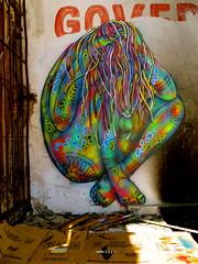 sade & doena (calanguiando...) Tags: brazil saopaulo bahia salvador rua eder calangos southamarica bienaldegraffiti