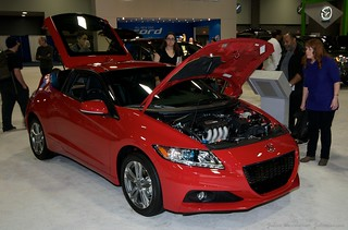 2013 Washington Auto Show - Lower Concourse - Honda 4 by Judson Weinsheimer