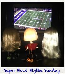 Super Bowl Blythe Sunday