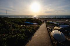 Path (Poul-Werner) Tags: sunset beach strand denmark zealand dk danmark sommerferie summervacation solnedgang tisvildeleje sjlland summerbreak capitalregionofdenmark tisvildestrand