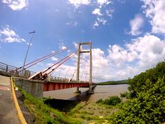 Puente de la Amistad (Roberto Segura) Tags: honda de puente la costarica amistad quebrada guanacaste nicoya gopro