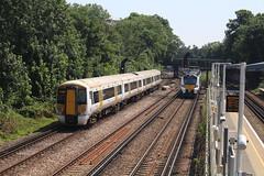 375802 700007 (matty10120) Tags: class rail railway train wandsworth road 375 southeastern electrostar 700 thameslink new test gbrf