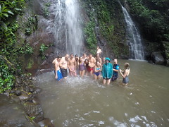 GOPR2789 (jackson.ingraham) Tags: el salvador waterfall riverbend youth ministry mission trip adventure