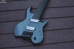 Vader8-2 (NickBudosh) Tags: kiesel guitars vader guitar guitarporn kieselguitars multiscale canon 6d metal maryland