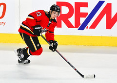 Johnny Gaudreau (robloz1) Tags: hockey pro professional sports competitive ice canada calgary flames arizona coyotes ab can