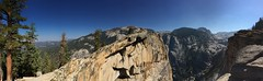 Watchtower Panorama (colonelchi) Tags: iphone apple smartphone sequoia sequoianationalpark sequoianationalmonument mountain mountains sierramountains mountainrange vacation summer summervacation bigmeadow meadow trip hiking cabin familycabin nationalpark national monument