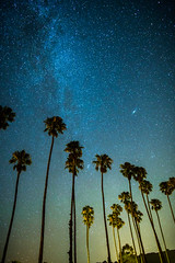 Milky Way over Santa Barbara (BrendanBannister) Tags: santa barbara california refugio state beach hills milky way astro astrophotography long exposure night