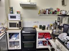 Mess Room Kitchen (Tanllan) Tags: welshpool llanfair light railway railroad heritage steam train wales keyes cottage mess room kitchen