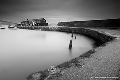 (Claire Hutton) Tags: lymeregis dorset uk jurassiccoast cobb harbour wall boats posts le longexposure water smooth milky 15stop 15stopper ndfilter hitech firecrest leefilters ndgrad sonya6000 samyang12mm wideangle lens seascape